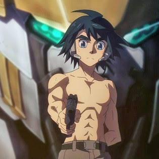 How Mari Okada Writes Mobile Suit Gundam - Anime News Network