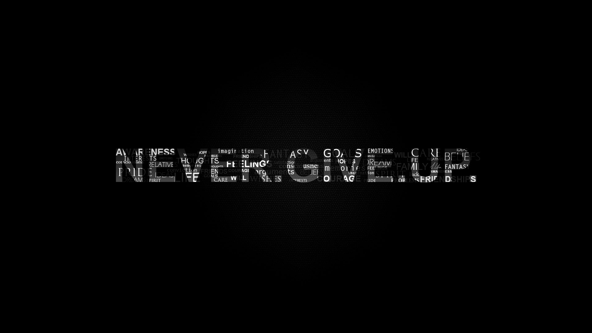 Never Give Up Hd Typography 4k Wallpapers Images Backgrounds