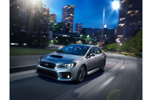 Refreshed 2018 Subaru WRX: What You Need to Know | U.S. News & World Report