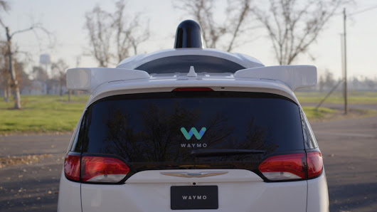 A note on our lawsuit against Otto and Uber – Waymo