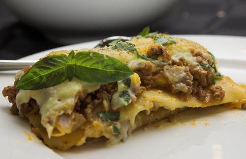 Bro's lasagne