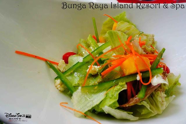 Bunga Raya Island Resort & Spa 10