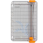 Fiskars Portable SureCut Paper Trimmer - Trimmer - 8.7 in - paper