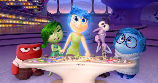 The Science of 'Inside Out' - The New York Times