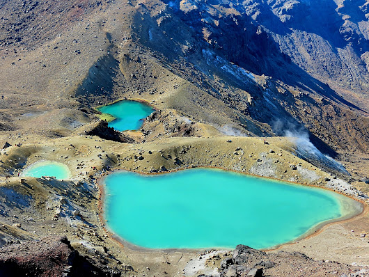 Tongariro Crossing as an Inexperienced Hiker | Why You Wander