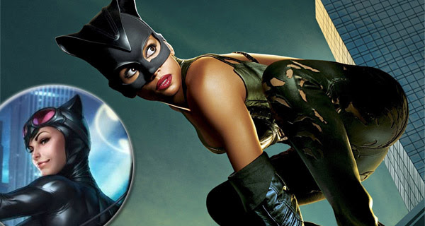 Halle Berry es Catwoman