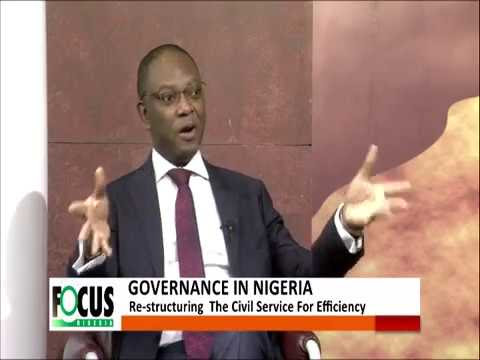 @DrJoeAbah, DG BPSR Discusses 'Governance In Nigeria' on AIT's program - Focus Nigeria.