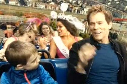 10 best recalled ads: Kevin Bacon's rollercoaster shoots to the top