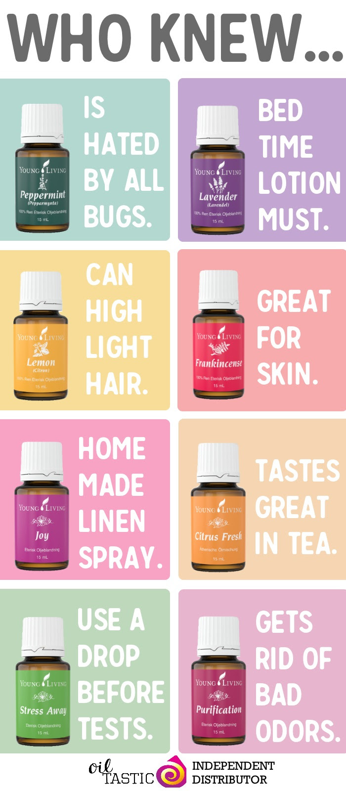 infographic who knew oils 1