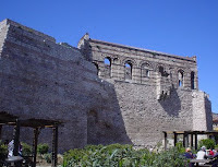 Walls of the city