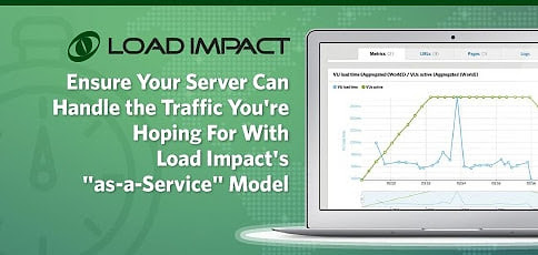"Load Impact CTO Talks Load Testing — Easily Ensure Your Server Can Handle the Traffic You're Hoping For With Their ""as-a-Service"" Model - HostingAdvice.com"