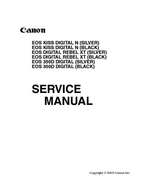 Canon powershot a490 service manual pdf