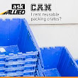 Ask Allied: Can I Rent Reusable Packing Crates?