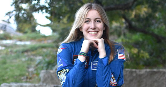 Aspiring Astronaut Abigail Harrison Wants to be the First Person on Mars | Teen Vogue