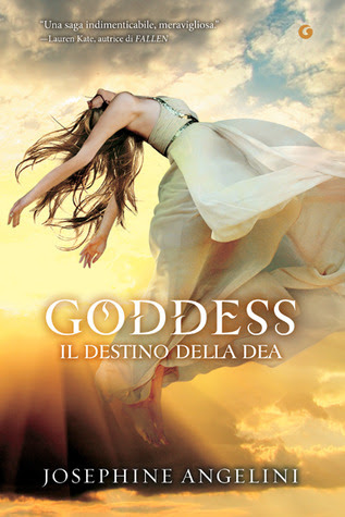 Goddess (Trilogia Awakening, #3)