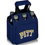 Picnic Time NCAA 6-Pack Cooler - University of Pittsburgh