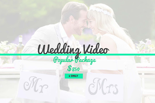 Sales Wedding Video Perth - MoPreso Films, Let us tell your story