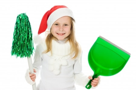 9 Holiday Speed-Cleaning Tips