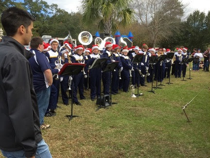 Enjoy holiday entertainment in Foley