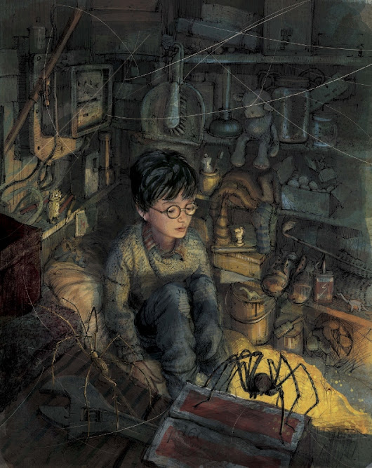 64 thoughts we had reading 'Philosopher's Stone' again - Pottermore