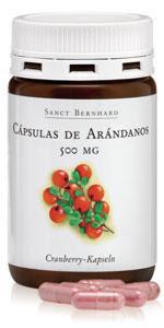 Cranberry Cápsulas 500mg
