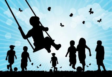 happy children playing 239346