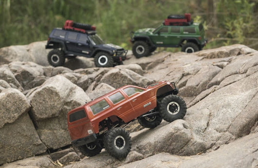Redcat Racing has a new competition scale crawler. | #RedcatRacing | #FastAffordableFun