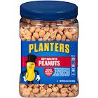 Planters Dry Roasted Peanuts - 34.5 oz jar