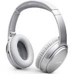 Bose QC35II QuietComfort 35 II Wireless Headphones - Silver by NGP STORE USA