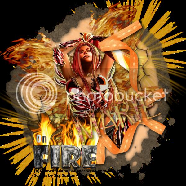 En Fuego - Marie