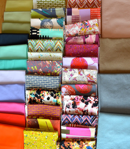 fabrics for proverbial quilt