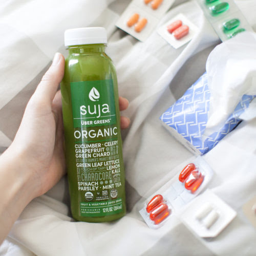 Organic Health Tips For Cold & Flu Season - Suja Juice