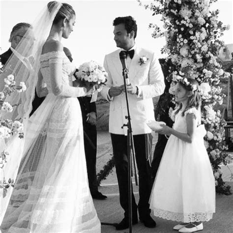 Pictures of Celebrity Wedding Dresses Including Grace