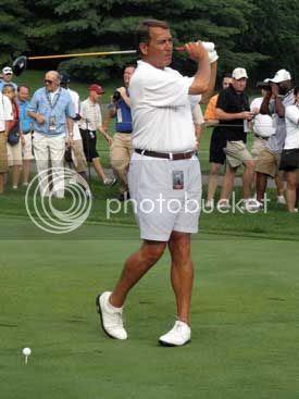 John Boehner golfing