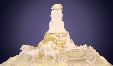 Royal Wedding Cake Special   A Carriage for Harry and