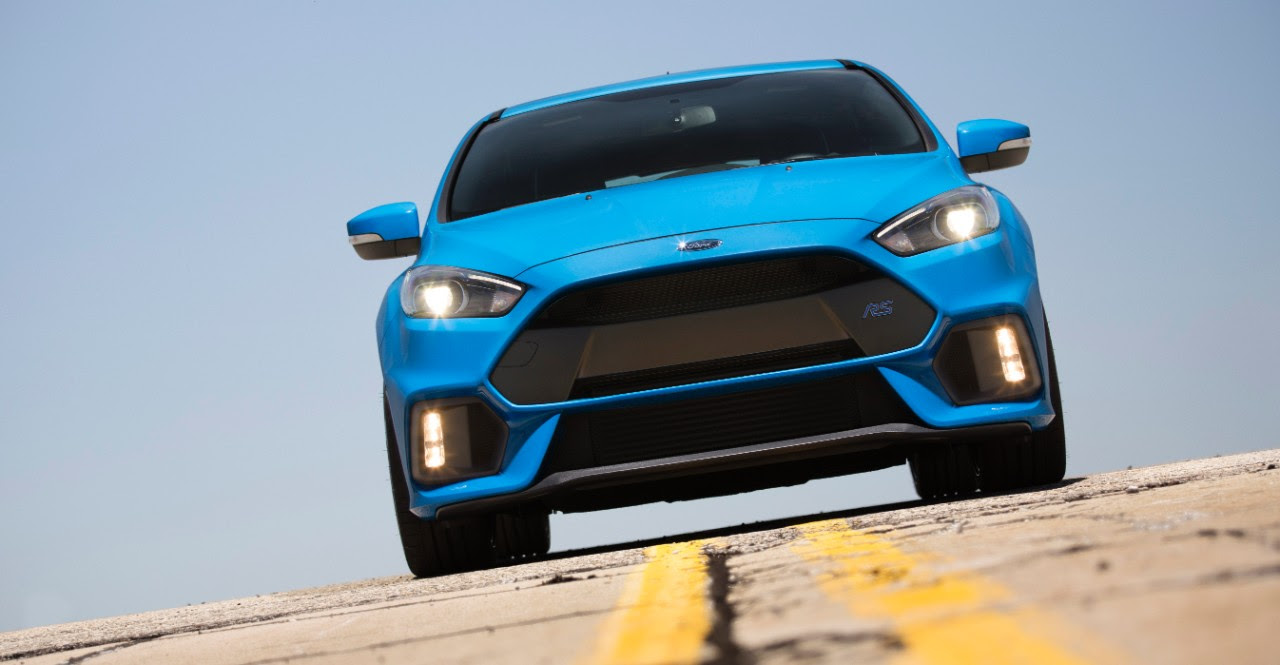 Review 2016 Ford Focus Rs Ford S Return To Fun Bestride