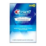 Crest 3D White Classic Vivid No Slip Whitestrips, 20 Strips