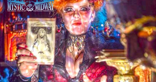 CLICK HERE to support MYSTICAL MIDWAY, Carnival of Mythic Possibility