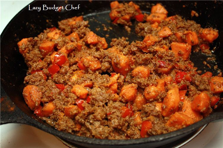 quick easy cheap heart healthy ground turkey one pot meal