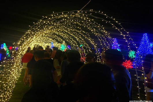 Feel the Christmas Spirit at Nuvali's Magical Field Of Lights and Sound Show 2017 | GirlandBoyThing | Lifestyle and Travel Blog