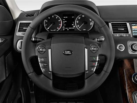 image  land rover range rover sport steering wheel