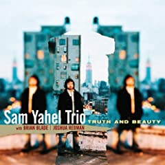 Sam Yahel Trio -Truth and Beauty cover