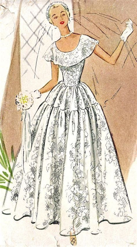 236 best images about {vintage wedding illustrations} on