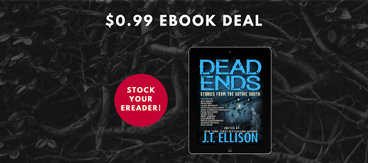 DEAD ENDS ebook on sale for $0.99!