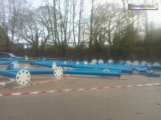 Supports arrive on-site for rumoured CBeebies coaster  –  TowersStreet - Your premier Alton Towers guide!