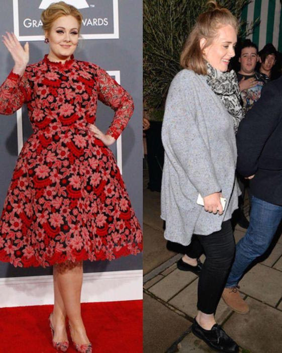 Adele Workout Routine and Diet Secrets - Healthy Celeb