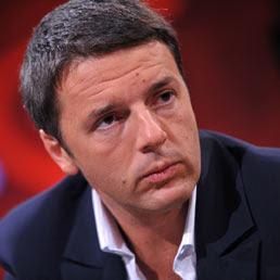 Nella foto il sindaco di Firenze, Matteo Renzi