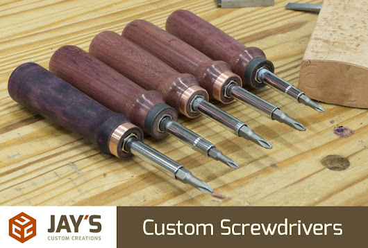 Custom Screwdrivers