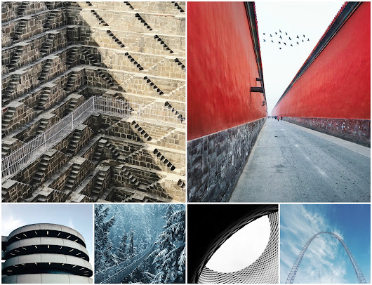 The Year's Best Architectural iPhone Photos Win 2017 IPPAWARDS