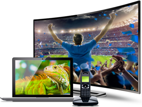 Global Broadcasting and Cable TV Market observed a Major Trend Is the Emergence of Smart TV's